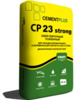 Cementplus CP 23 strong 25 кг